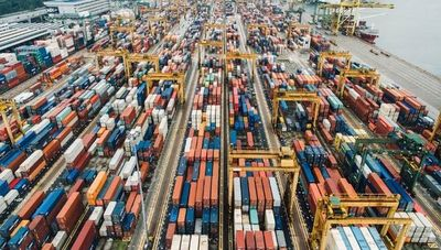 ¿Cuál es el estado del sector fluvial y portuario en el país?