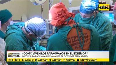 ¿Cómo viven la pandemia los paraguayos en el exterior?