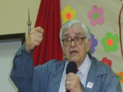 Falleció el político colorado Leandro Prieto Yegros