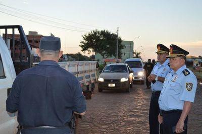 Por resistencia y violación a la cuarentena sanitaria 362 personas fueron imputadas