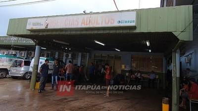 SISTEMA COMANDO DE ATENCIONES DE SALUD EN PROCESO DE APLICACIÓN.