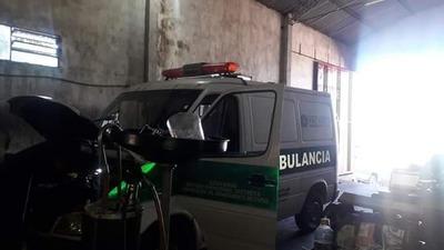 MECÁNICOS ACLARAN QUE NO PIDEN COLABORACIÓN PARA REPARAR AMBULANCIAS.