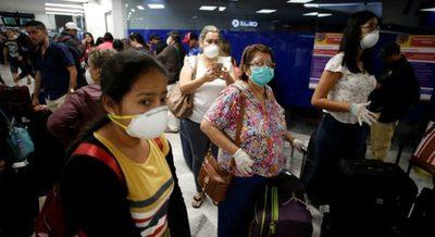 Medio centenar de contagiados por coronavirus