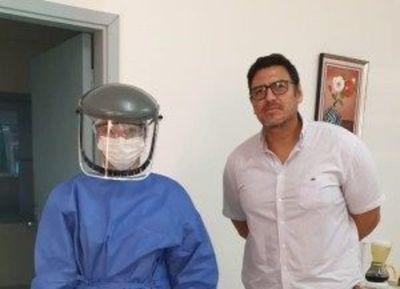 Entrega de insumos al Hospital de Ayolas