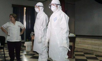 Enfermeros reclaman equipos de bioseguridad para atender a pacientes con COVID-19