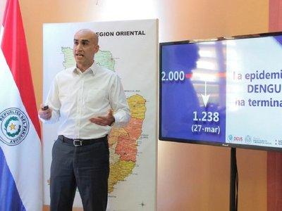 Paraguay dice chau a epidemia del dengue y registra el primer recuperado de coronavirus