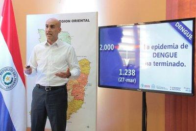 Coronavirus: Anuncian primer paciente recuperado