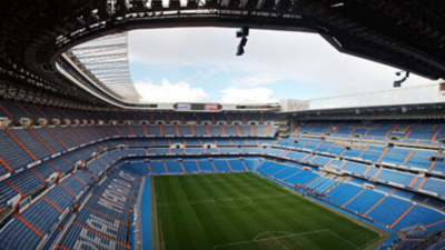 El Bernabéu será refugio
