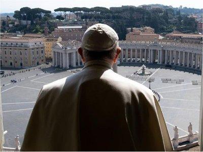 El Papa oficiará los ritos de Semana Santa sin fieles y dentro de San Pedro