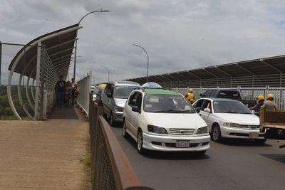 Piden reactivar comercio en Foz de Yguazú