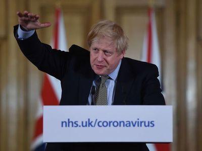 Boris Johnson, el primer ministro británico, da positivo por coronavirus