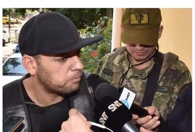 Cucho Cabaña pide someterse a test de Covid-19 en Tacumbú