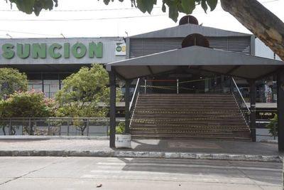 Unos 180 vendedores de la Terminal quedaron sin trabajo