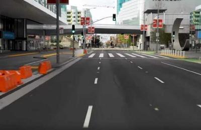 El mundo en cuarentena: así de vacías se ven las calles de las principales ciudades