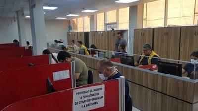 Hasta el mediodía más de 18 mil inscriptos en San Lorenzo
