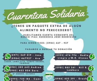 Cuarentena Solidaria