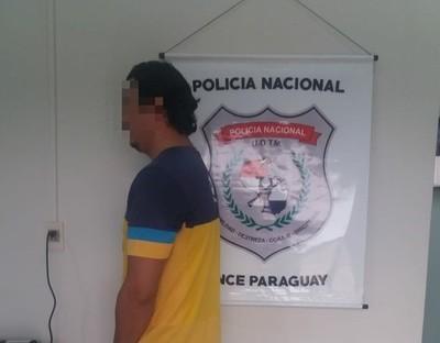 Se dio por detenido autor de audios de amenazas de 'saqueo' en Luque
