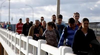 Permiten ingreso de 155 paraguayos varados Foz y otros 500 más están a la espera