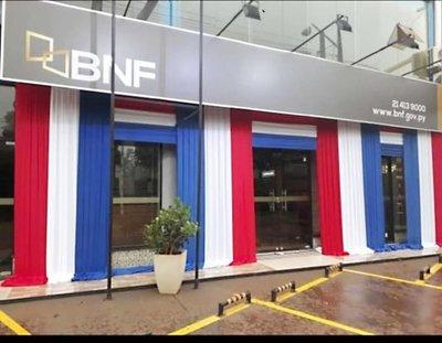 BNF recibe unas 500 solicitudes de créditos