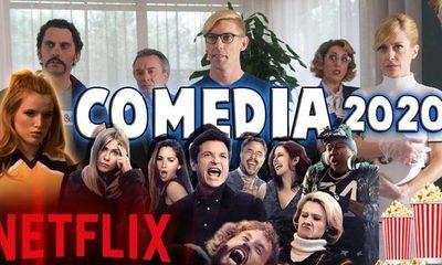 Las mejores películas de comedia en Netflix