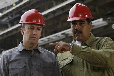 Un desafiante Maduro amenaza a Trump tras acusación