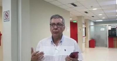 Transferencias monetarias: Peralta explicó por qué no son respondidos los mensajes