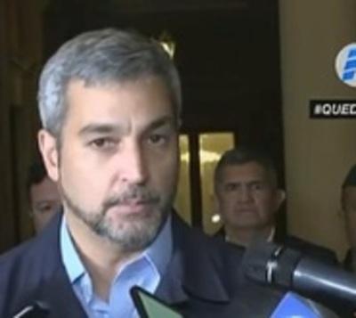 """""""Salud pública será prioridad"""", anunció Mario Abdo"""