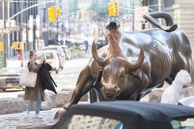 Opívo se puso a joder con un toro en la calle