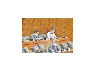 En el Senado se pulsean ahora por proyectos de reducción de salarios