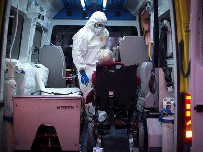 Covid-19: España alcanza nueva marca en muertes diarias