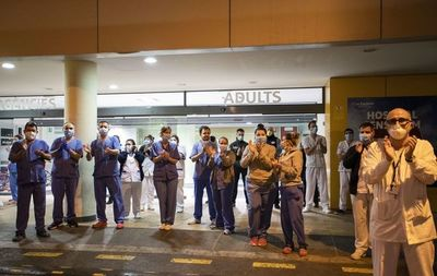 Médico compatriota en España espera que en Paraguay la epidemia no se desborde como en Europa