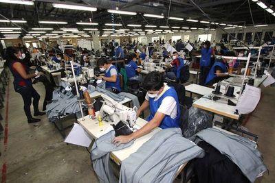 Confeccionistas proponen cinco medidas para sostener la economía
