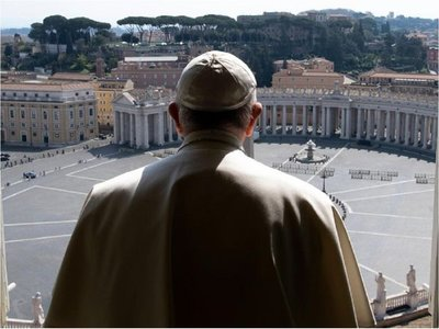 Vaticano comunica sobre seis casos positivos de coronavirus