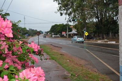 Apenas algunas gotas de lluvia en Misiones