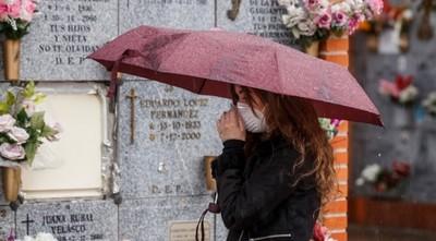 España: 832 personas murieron en las últimas horas