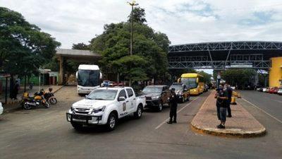 Más de 150 paraguayos llegaron del exterior y deberán cumplir cuarentena