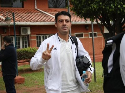 """Julio César Cáceres: """"Quiero seguir ligado al fútbol"""""""