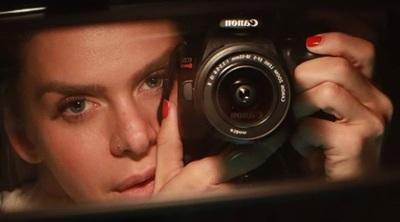 Gabi Wolscham quiere convertirse en fotógrafa