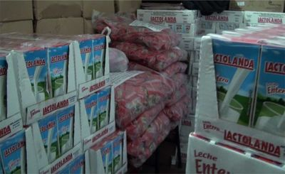 Entregarán kits de víveres para familias de estudiantes en Misiones