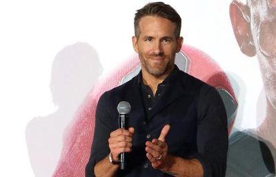"""Ryan Reynolds negocia protagonizar la adaptación del juego """"Dragon's Lair"""""""