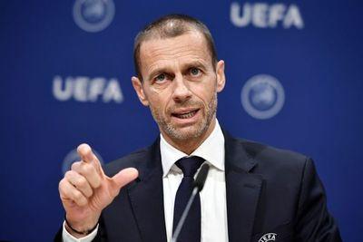 """La UEFA trabaja en """"un plan A, B o C"""""""