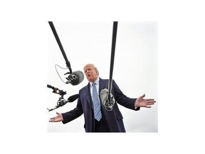 Trump no descarta imponer en cuarentena a Nueva York