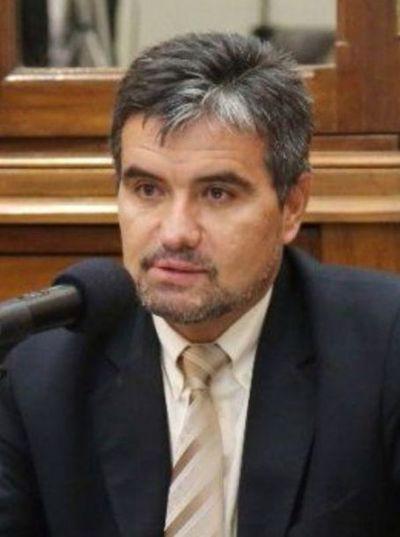 """""""Hay legisladores que ahora vieron la luz"""", dice Acosta"""