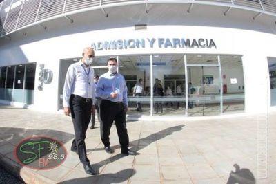 Coronavirus: Casos aumentan en Asunción y Central