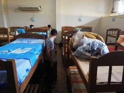 Coronavirus: Denuncian hacinamiento y falta de medidas sanitarias en centros de retiro de CDE