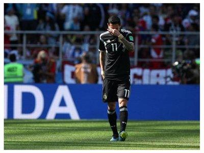Di María recordó que rompió la carta del Madrid para no jugar la final 2014