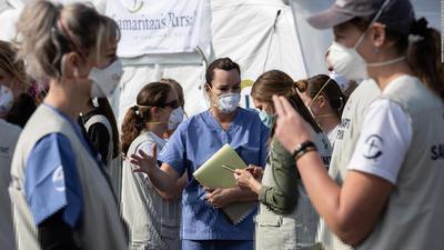 Coronavirus: Ascienden a 10.779 los muertos en Italia y se estabilizan los contagios