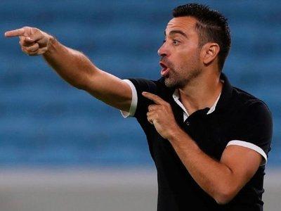 """Xavi: """"Dejé claro al Barça que me veía en un proyecto que empezara de cero"""""""