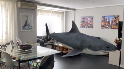 El truco de Google para poner animales 3D