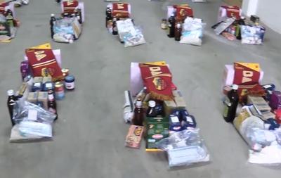 La Roma entrega kits y regalos a sus socios de mayor edad